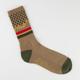 LRG Wonderland Mens Crew Socks