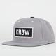 KR3W Seed Patch Mens Snapback Hat