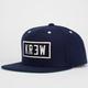 KR3W Locker Patch Mens Snapback Hat