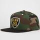 KR3W FTW Mens Snapback Hat