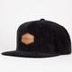 RVCA Hex Lux Mens Snapback Hat