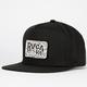 RVCA Ol' School Mens Snapback Hat