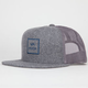 RVCA VA All The Way Felt Mens Trucker Hat