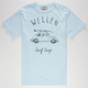 WELLEN Surf Camp Mens T-Shirt