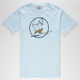 WELLEN Surf Native Mens T-Shirt