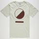 WELLEN Buoy Logo Mens T-Shirt