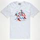 WELLEN Peaks Mens T-Shirt