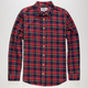 WELLEN Jack Mens Flannel Shirt