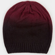 Ombre Cable Knit Beanie