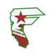 FAMOUS STARS & STRAPS Cali Reppin Sticker