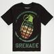 GRENADE Shadow Stencil Boys T-Shirt