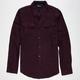SUBCULTURE Camden Mens Flannel Shirt