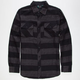SUBCULTURE Oxnard Mens Flannel Shirt