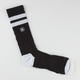 HURLEY Block Party Elite Nike Dri-Fit Mens Crew Socks