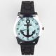 Chevron Anchor Watch