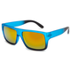 BLUE CROWN Rectangle Sunglasses