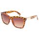 FULL TILT Studded Temple Sunglasses
