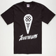 ICECREAM Checkercone Mens T-shirt