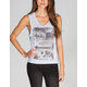 HURLEY Thousand Palms Womens Muscle Tank