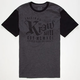KR3W Stamp Mens T-Shirt