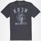 KR3W Goat Mens T-Shirt