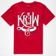 KR3W Heritage Mens T-Shirt