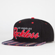 YOUNG & RECKLESS Multi Stripe Mens Snapback Hat