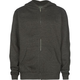 STANDARD SUPPLY Solid Boys Zip Hoodie