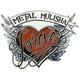 METAL MULISHA Forever Sticker