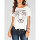 LIRA Spotted Womens Tee