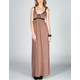 LIRA Bordline Maxi Dress