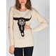 LIRA Longhorn Womens Hi Low Sweater
