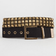 Pyramid Stud Web Belt