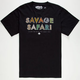LRG Savage Safari Mens T-Shirt