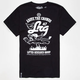 LRG Above The Crowds Mens T-Shirt