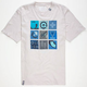 LRG Lifted Squares Mens T-Shirt