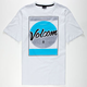 VOLCOM Circle Block Mens T-Shirt