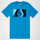 VOLCOM Geotomic Mens T-Shirt