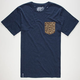 LRG Skirmish Mens Pocket Tee