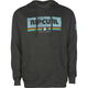 RIP CURL Born At Bells Mens Hoodie