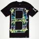 BLVD Block Tie Dye Mens T-Shirt
