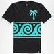 BLVD Ocean 2 Mens T-Shirt