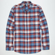 RIP CURL Sherman Mens Flannel Shirt