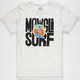 MOWGLI SURF Lightning Thief Mens T-Shirt