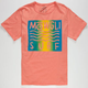 MOWGLI SURF Wild Surfer Mens T-Shirt