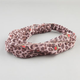 FULL TILT Cheetah Rose Chiffon Headband