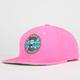 MOWGLI SURF Jolly Roger Mens Snapback Hat