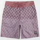 INSIGHT Mosaic Mid Mens Boardshorts