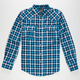 STRAIGHT FADED Piknik Mens Shirt