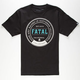 FATAL Patch Mens T-Shirt